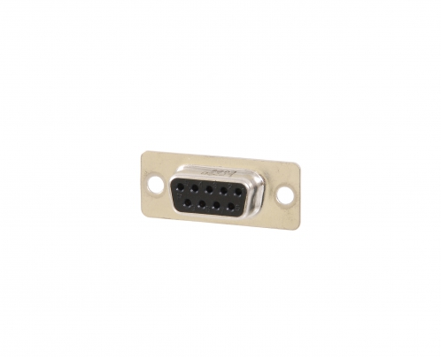 Amphenol L77SDE09S D-sub 9-pin female socket