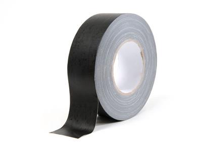 Allcolor 691-50S gaffa tape black matt