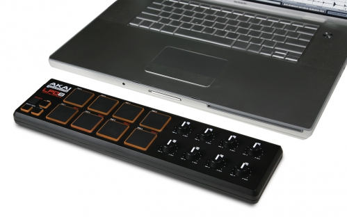 AKAI LPD 8 Laptop Pad Controller