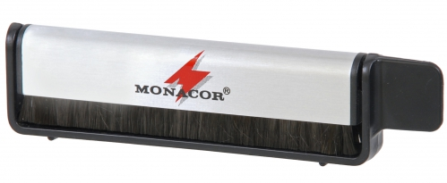 Monacor DC-100 vinyl records cleaning brush