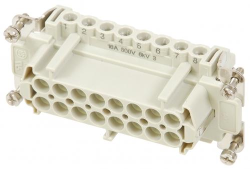 ILME 30351100 16pin connector socket