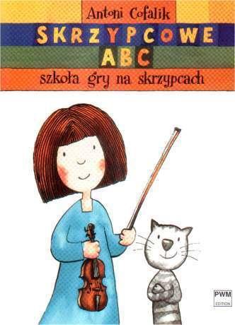 PWM Cofalik Antoni - ABC of violin. Violin course - Part I and II