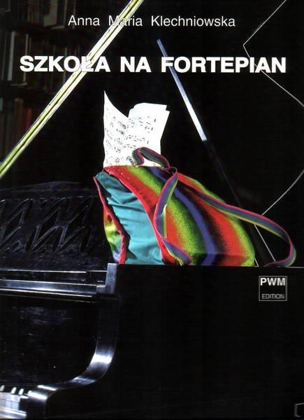 PWM Klechniowska Anna Maria - Piano Course