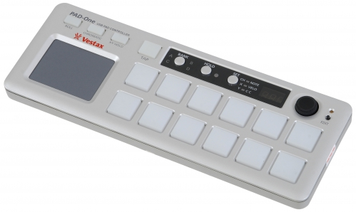 Vestax Pad One USB/MIDI controller