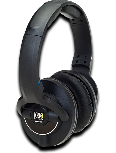 KRK KNS-8400 (36 Ohm) closed headphones