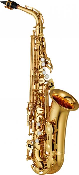 Yamaha YAS 280 alto saxophone, lacquered (with case)
