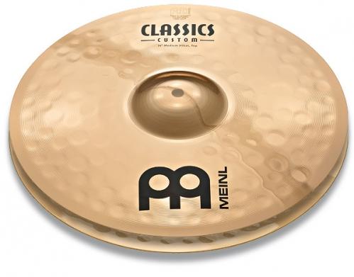 Meinl Classics Custom Hi-Hat 14″ drum cymbals