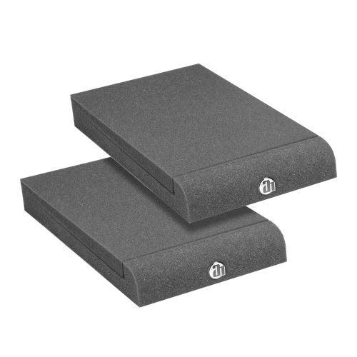 Adam Hall Stands PAD ECO 1 Monitor Isolation Pads (2 pcs.)
