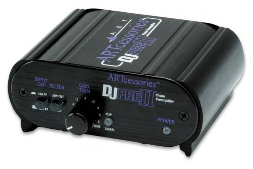 Art DJ PRE II Phono Preamp, stereo
