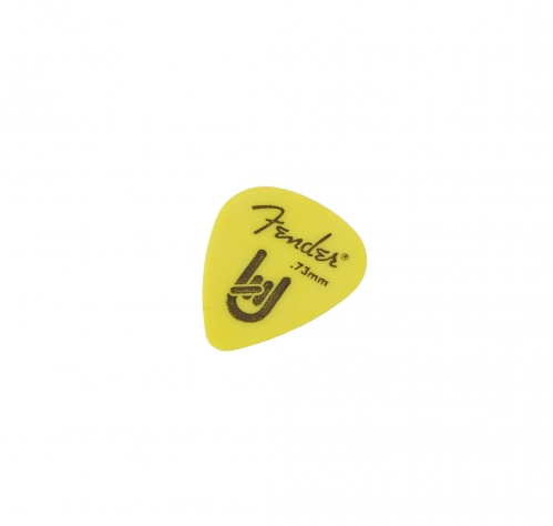 Fender 351 Rock ON 0.73 guitar pick