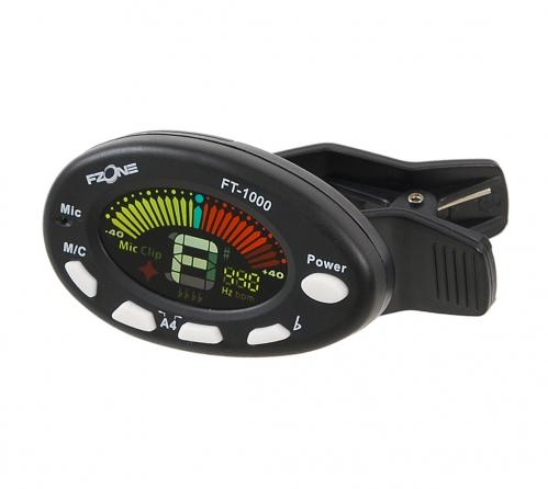 Fzone FT1000 clip tuner