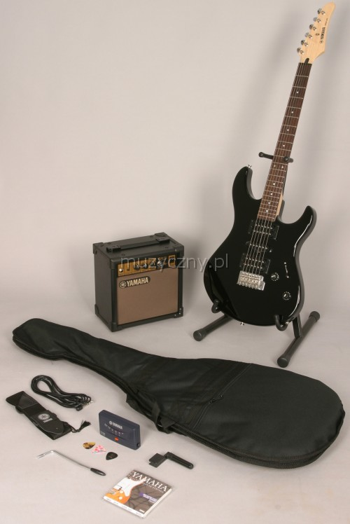 yamaha erg 121gp bl electric guitar amplifier. Black Bedroom Furniture Sets. Home Design Ideas