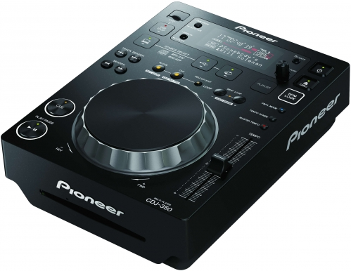 Pioneer CDJ-350K CD/MP3 player