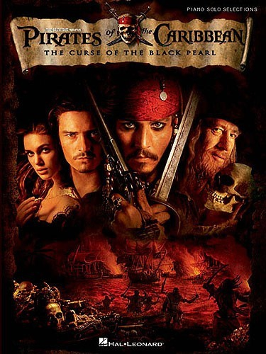 PWM Badelt Klaus - Pirates of the Caribbean. The curse of The Black Pearl