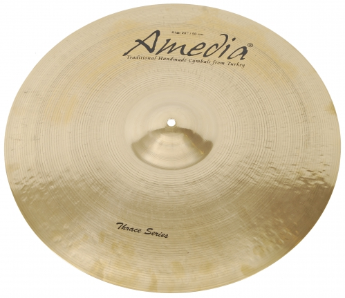 Amedia Thrace 20″ ride drum cymbal