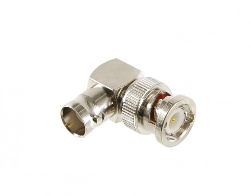 Amphenol B572A1-ND3G-50 BNC angled connector