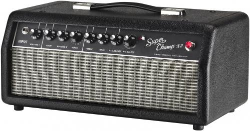 Fender Super Champ XD guitar amplifier