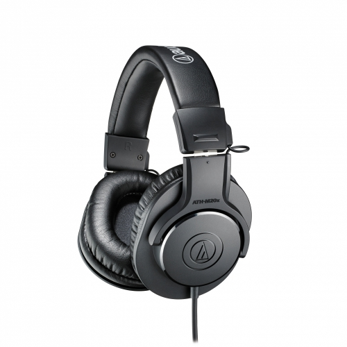 Audio Technica ATH-M20 X closed headphones