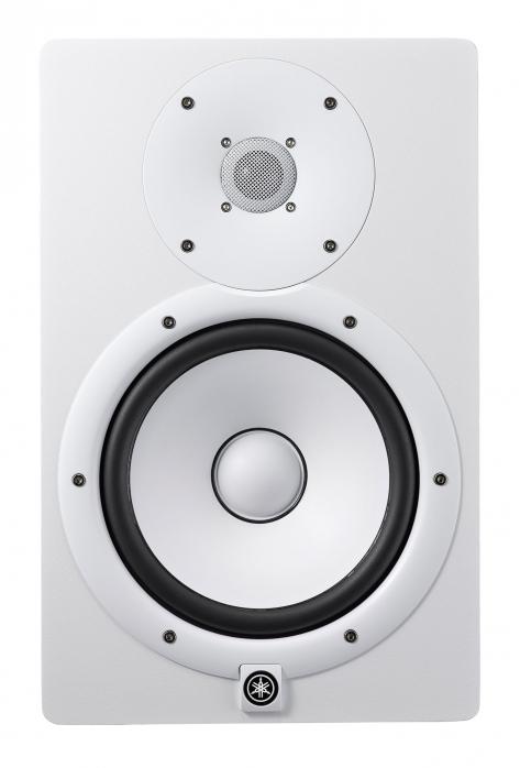 Yamaha HS8 White Professional Powered Studio Monitor