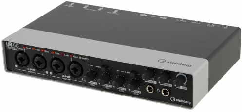 Steinberg UR 44 audio interface USB 2.0