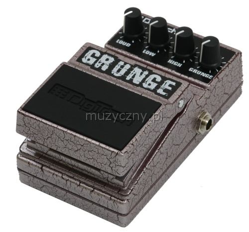 digitech grunge distortion guitar effect overdrive. Black Bedroom Furniture Sets. Home Design Ideas