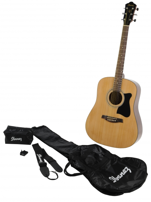 Ibanez V50NJP NT acoustic guitar + bag