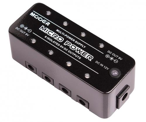 Mooer MPW1 Micro Power Multi-Power Supply