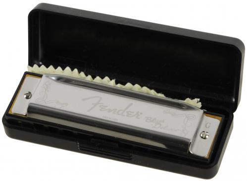 Fender Blues Deluxe G harmonica