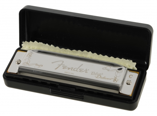 Fender Blues Deluxe C harmonica