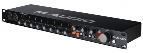 m audio m track eight high resolution usb audio interface w octane preamp technology w. Black Bedroom Furniture Sets. Home Design Ideas