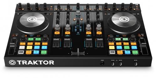 Native Instruments Traktor Kontrol S4 MK II USB interface/controller