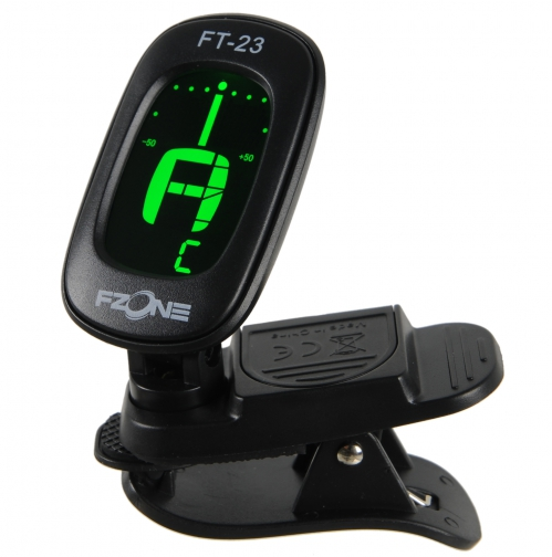 Fzone FT-23 Chromatic Clip-On Tuner