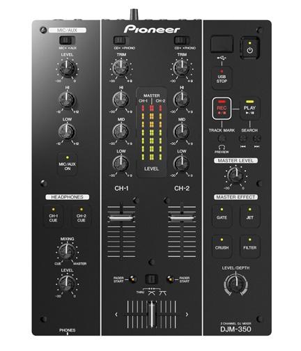 Pioneer DJM-350 DJ mixer