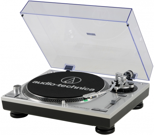 Audio Technica AT-LP120-HC stereo turntable with USB interface
