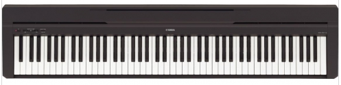 Yamaha P 45 B digital piano (black)