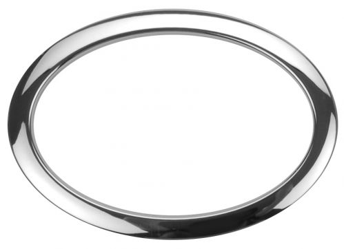 Drum O′s HOC6 Oval Chrome 6″ Bass Drum Reinforcing Ring