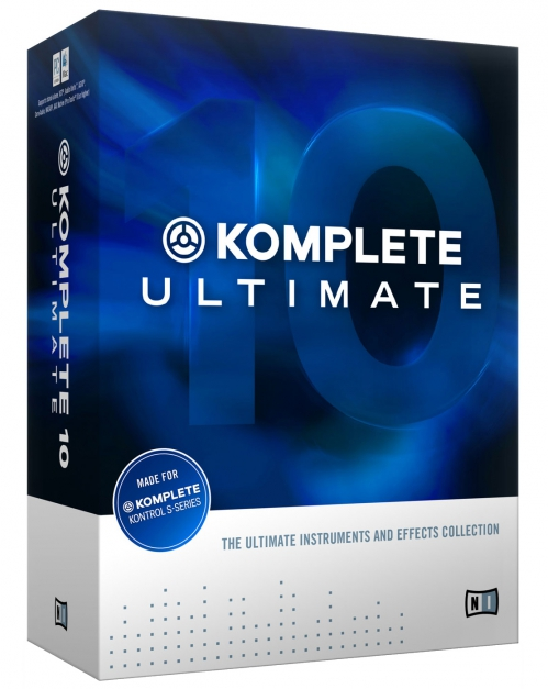 Native Instruments Komplete 10 Ultimate Update