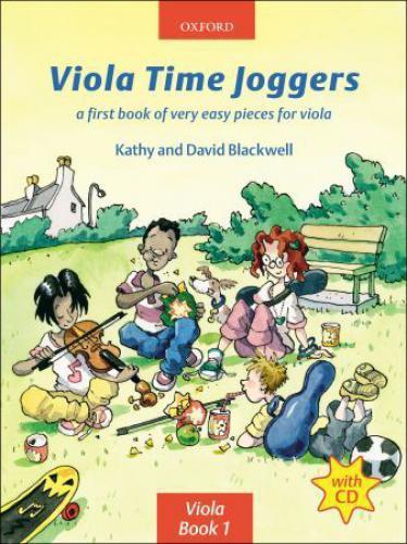 PWM Blackwell Kathy, David - Viola time joggers.
