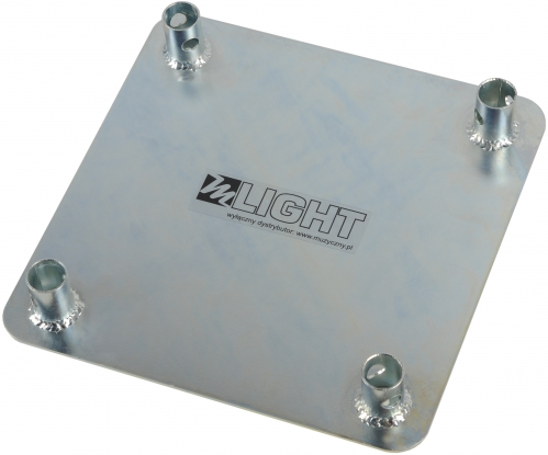 MLight Base Plate construction element - galvanized