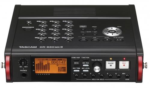 Tascam DR-680 MkII Portable Multi-Track Recorder