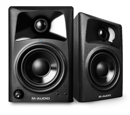 M-Audio AV42 Studiophile active monitors (pair)