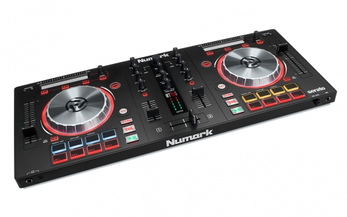 Numark MixTrack Pro III digital controller