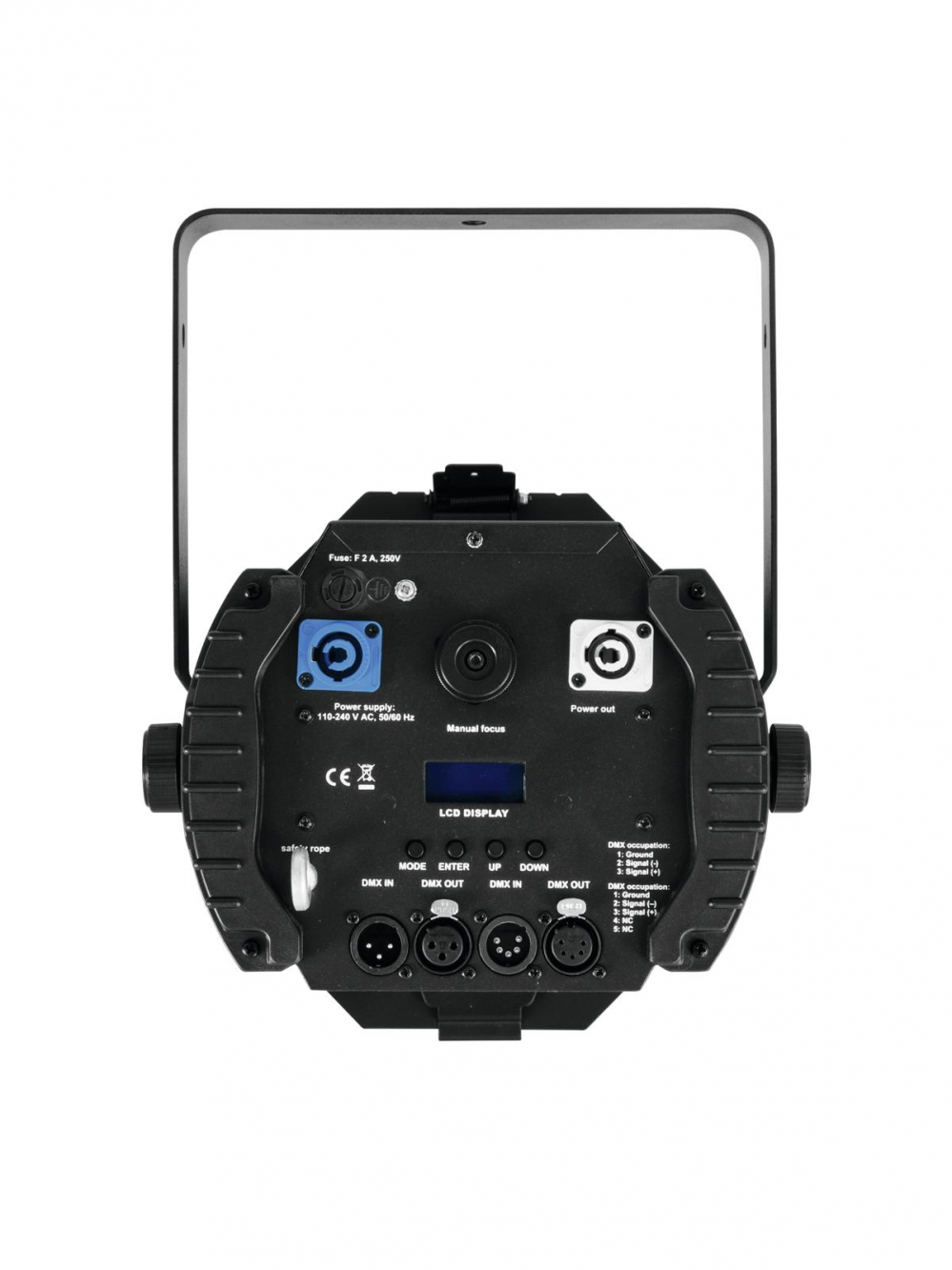 Eurolite LED THA-100F Theatre Spot - reflektor teatraly w technologii LED