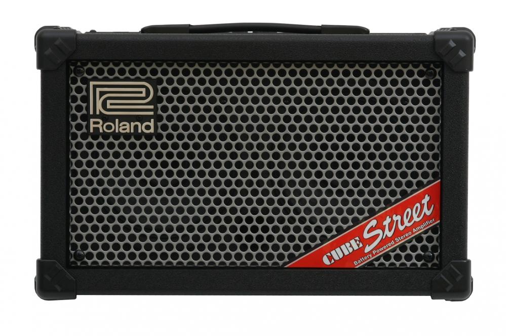 roland cube st street black guitar amplifier. Black Bedroom Furniture Sets. Home Design Ideas