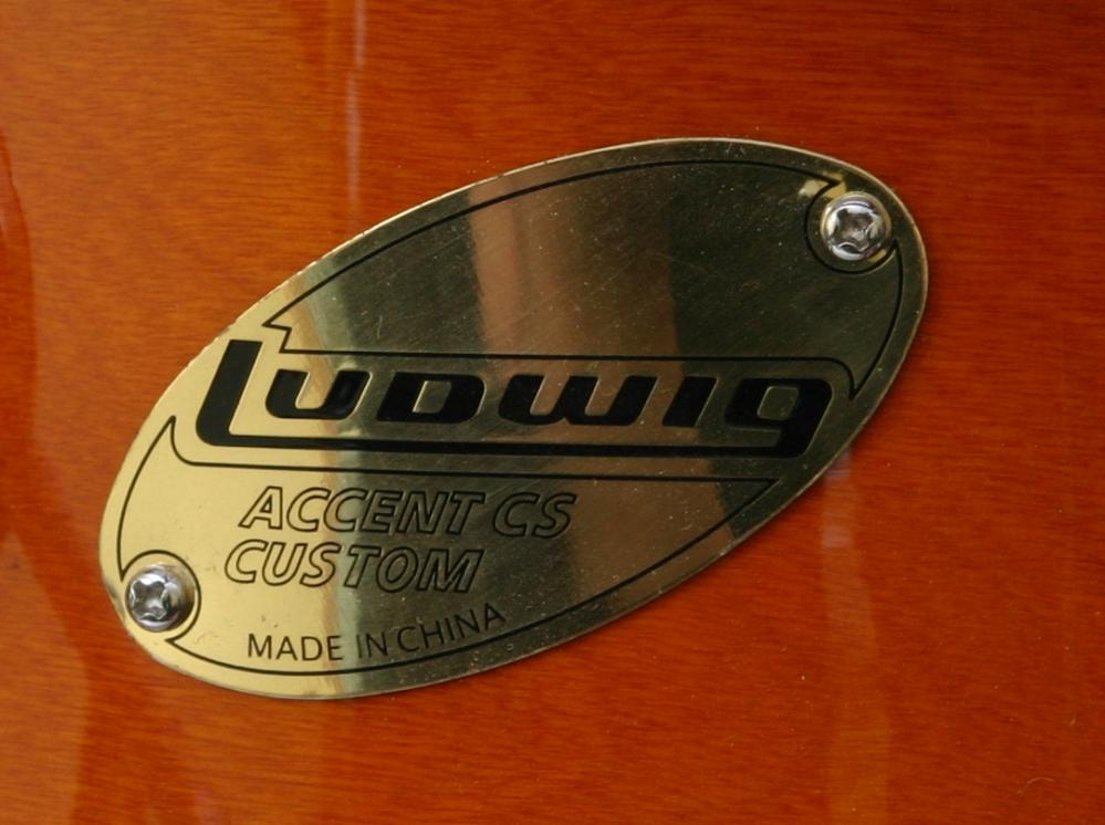 Ludwig Accent 5 Piece Drum Set - 22