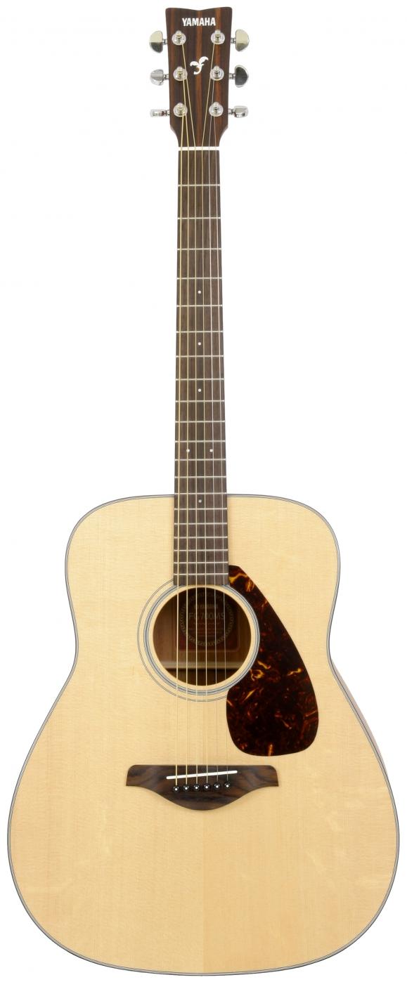 yamaha fg 700 ms acoustic guitar