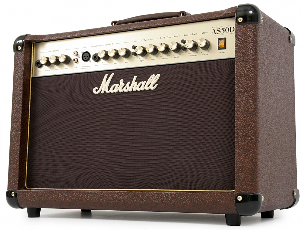 marshall as50d acoustic guitar amplifier. Black Bedroom Furniture Sets. Home Design Ideas