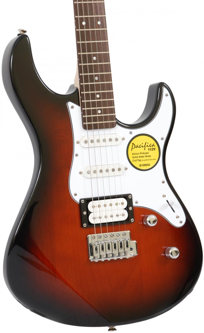 yamaha pacifica 112v ovs electric guitar. Black Bedroom Furniture Sets. Home Design Ideas