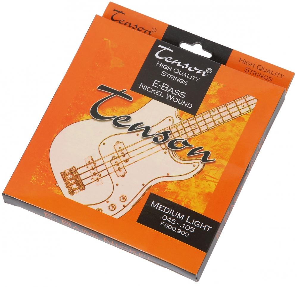 Tenson 600900 struny do gitary basowej 45-105