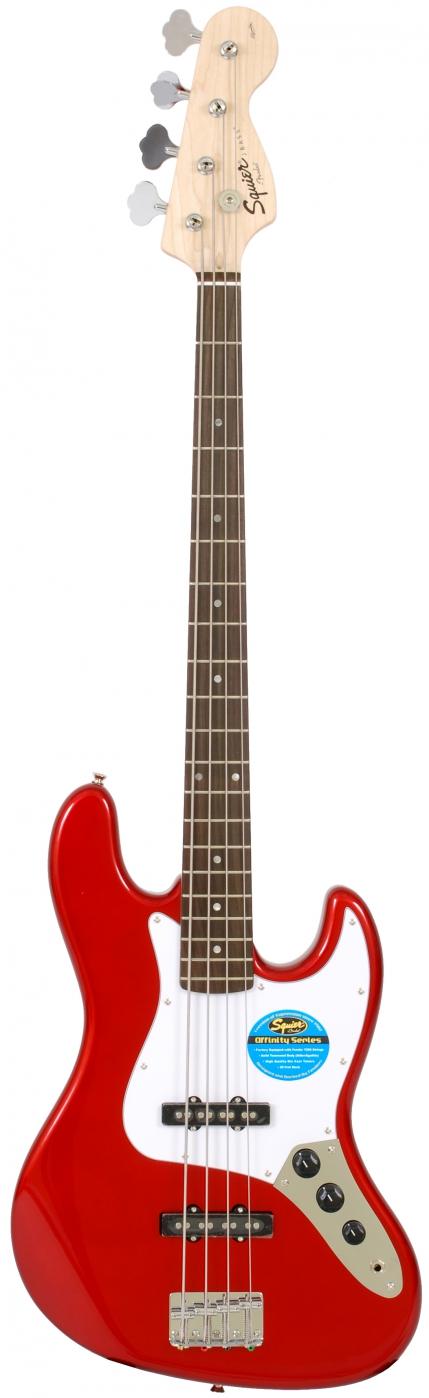 fender squier affinity j bass mtr bass guitar. Black Bedroom Furniture Sets. Home Design Ideas